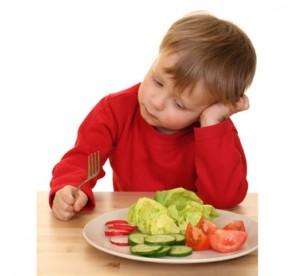 Плохой аппетит ребенка